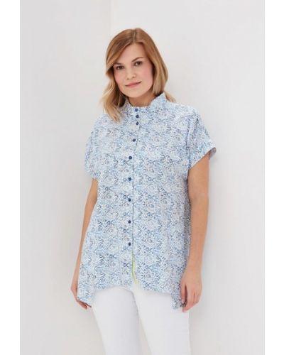 Голубая блузка Silver String
