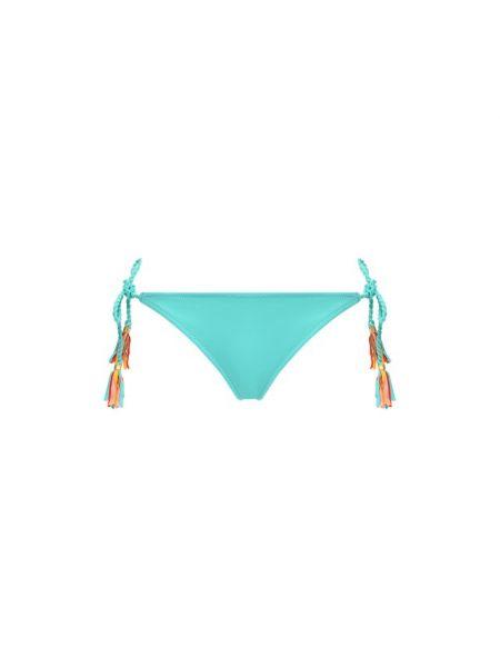 Синий купальник раздельный Lazul