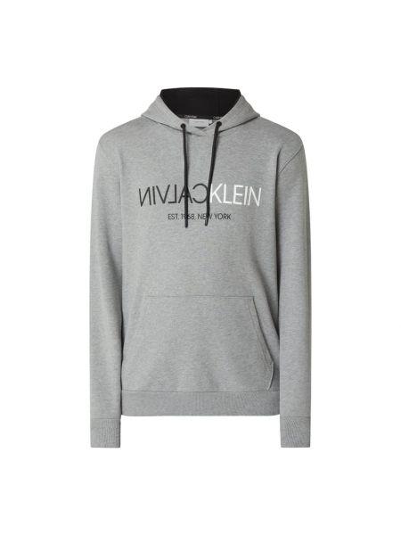 Bawełna bawełna bluzka z kieszeniami Ck Calvin Klein