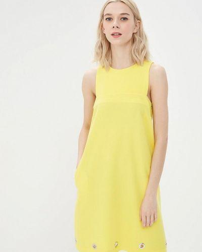 Желтое платье Phard