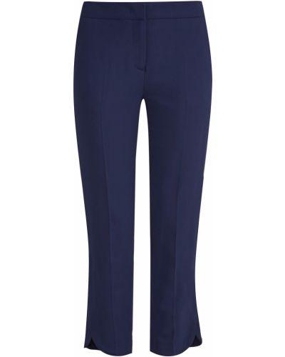 Укороченные брюки расклешенные с запахом Lorena Antoniazzi
