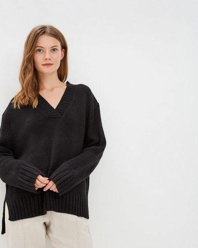 Черный пуловер Brave Soul