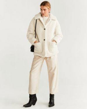 Пальто классическое с воротником пальто Mango