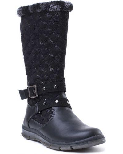 Сапоги замшевые кожаный Playtoday Long Size
