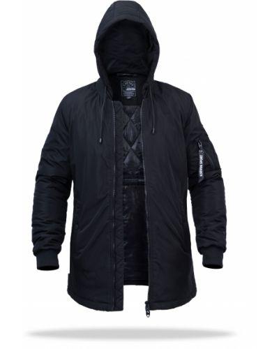 Куртка с капюшоном - черная Freever