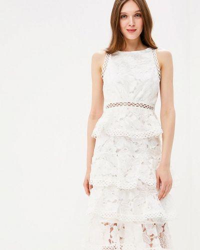 Белое платье декаданс True Decadence