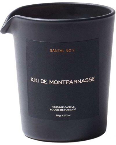 Czarny ciepły olej do ciała Kiki De Montparnasse