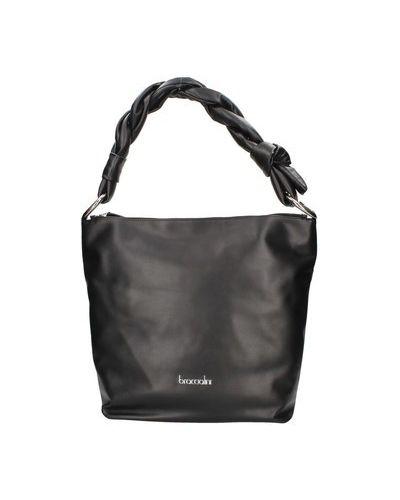 Czarna torebka Braccialini
