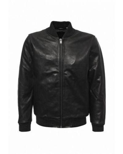 Кожаная куртка черная осенняя Levi's®