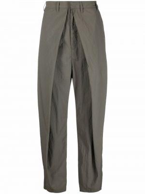 Spodnie bawełniane - zielone Marcelo Burlon County Of Milan