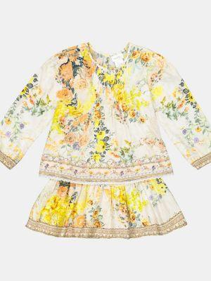 Bawełna bawełna spódnica Camilla Kids