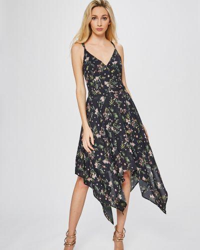 Платье с V-образным вырезом на бретелях Answear