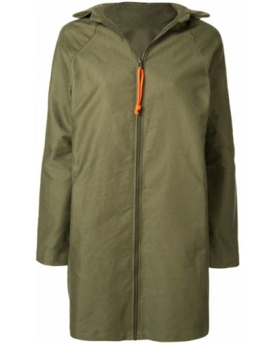 Куртка на молнии - зеленая Zambesi