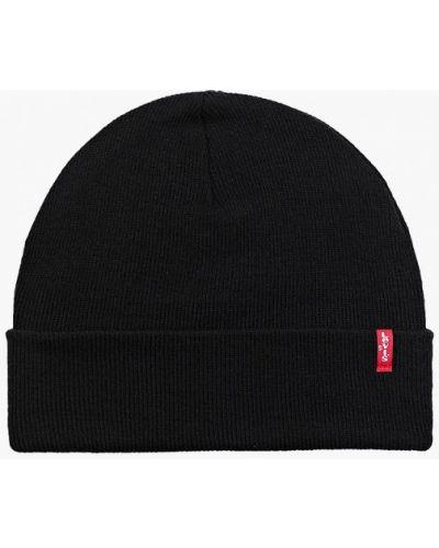 Черная итальянская шапка Levi's®