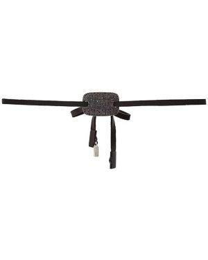 Серебряная подвеска на шнурках Hues