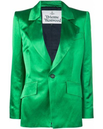 Удлиненный пиджак на пуговицах Vivienne Westwood