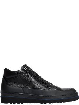Кожаные ботинки осенние Luca Guerrini