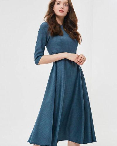 Платье бирюзовый Anrostore