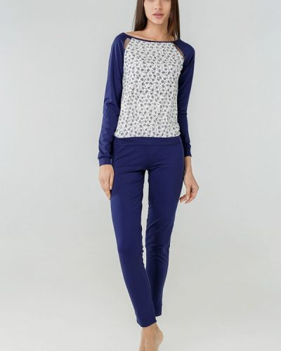 Пижама - синяя Ora