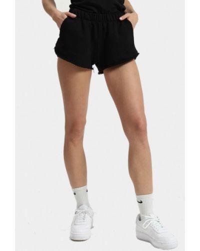 Спортивные шорты - черные Lezzarine