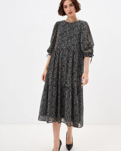 Прямое платье - черное Q/s Designed By