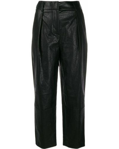 Укороченные брюки плиссированные брюки-хулиганы Tela