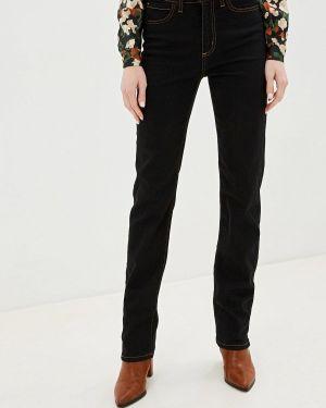 Прямые джинсы итальянский черные Camomilla Italia