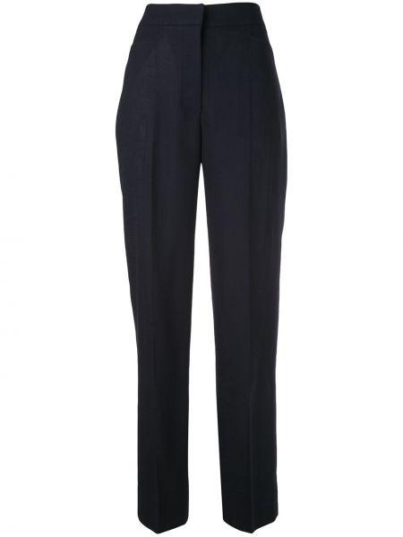 Spodnie z wysokim stanem z kieszeniami wełniane Jacquemus