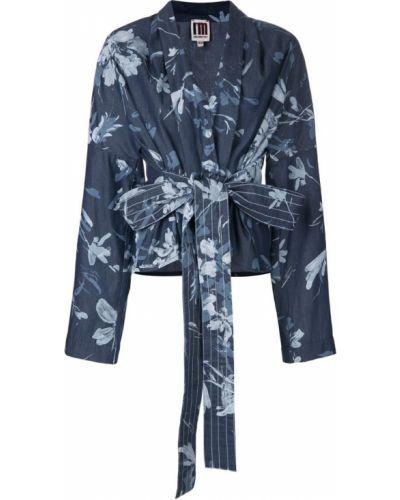 Синяя куртка I'm Isola Marras