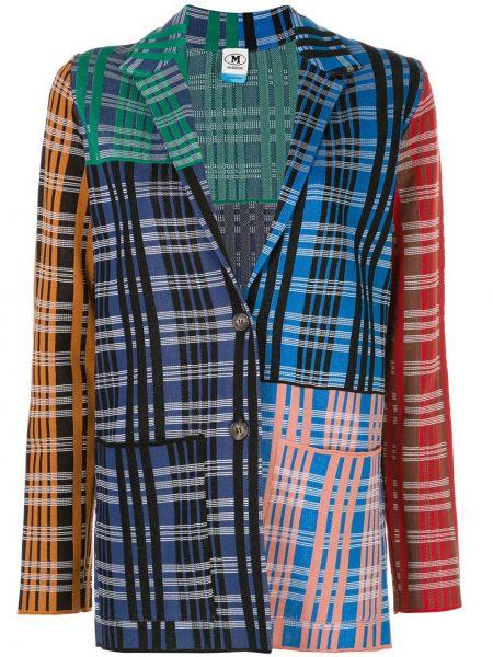 Хлопковый пиджак с карманами на пуговицах M Missoni