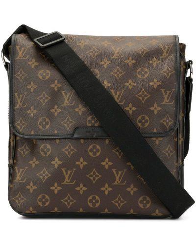 Коричневая сумка на плечо Louis Vuitton Pre-owned