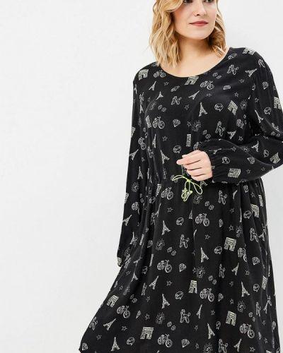 Черное платье весеннее Studio Untold