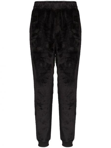 Czarne spodnie The North Face Black Series