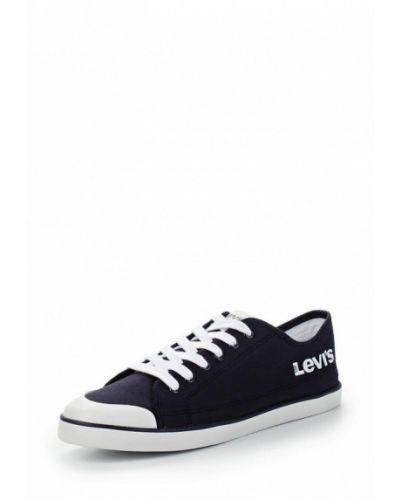 Синие низкие кеды Levi's®