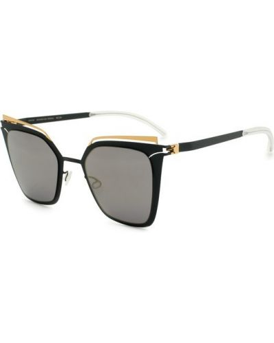 Солнцезащитные очки с градиентом кошачий глаз Mykita