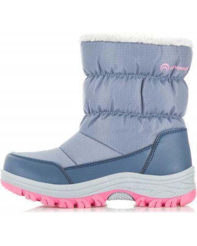Ботинки фиолетовый спортивные Outventure