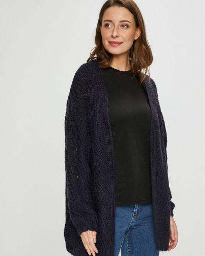 Вязаный свитер в полоску с узором Only