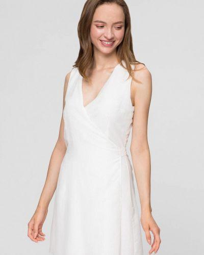 Однобортное платье мини Minimally