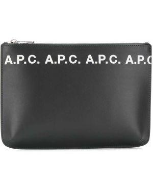 Клатч прямоугольный A.p.c.