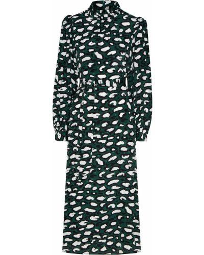Платье миди платье-рубашка с отложным воротником Essentiel Antwerp