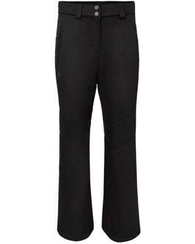 Зауженные брюки с мехом Descente