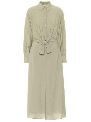 Платье платье-рубашка платье-майка Vince.