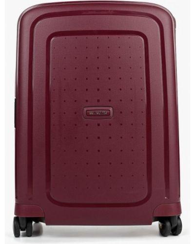 Дорожная сумка бордовый Samsonite