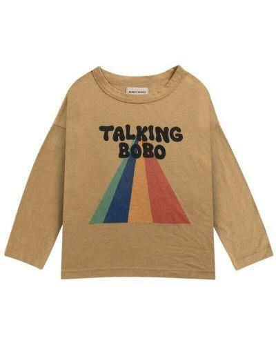 Brązowa t-shirt Bobo Choses