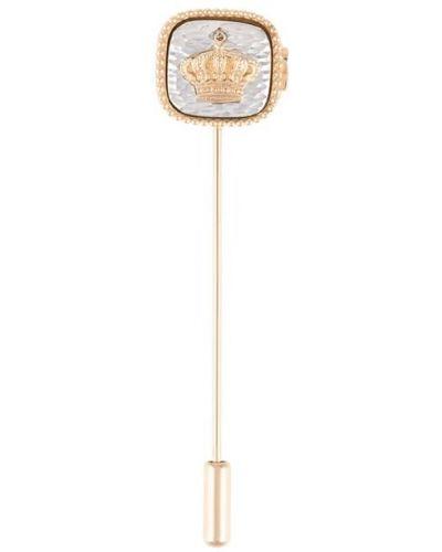 Брошь золотой Dolce & Gabbana