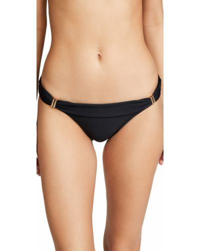 Черные бикини металлические с подкладкой Vix Swimwear