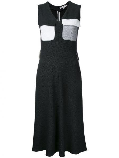Черное платье Edeline Lee