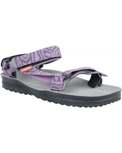 Фиолетовые сандалии анатомические Lizard