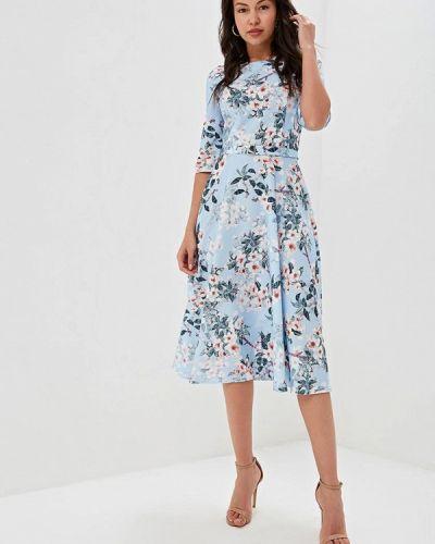 Платье - голубое Royal Elegance