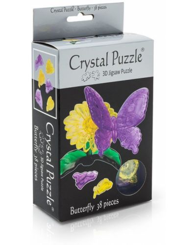 Бабочка детский набор Crystal Puzzle